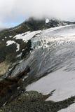Retiring of Teischinitz Glacier Stock Images