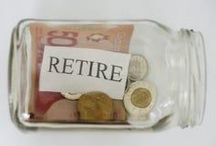 Retirment zdjęcie royalty free