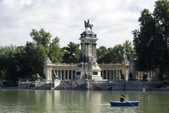 Retiro Stock Photo