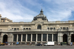 Retiro Dworzec Buenos Aires Argentyna Fotografia Royalty Free