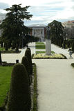 Retiro park, Madrid Stock Images