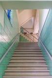 Retoi stairs  Curacao Views Stock Photo