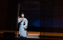 """Retour-Shanxi ivre Operatic""""Fu Shan au  de Beijing†Photos stock"""