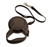 Retractable leash for dog Royalty Free Stock Photography