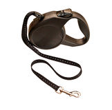 Retractable leash for dog Stock Images