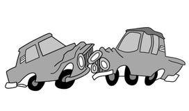 Retrait des véhicules illustration libre de droits