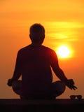 Retraite d'été spirituelle Image stock
