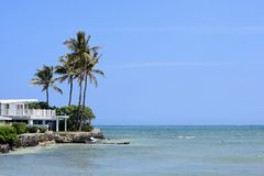 Retraite de vacances en Hawaï Photo libre de droits