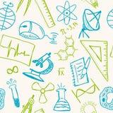Retraits de la Science sur la configuration sans joint Image stock