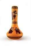 Retraits grecs de dieux de wth de vase à art Images stock