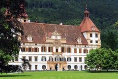 retranchez-vous l'eggenberg Graz Images stock