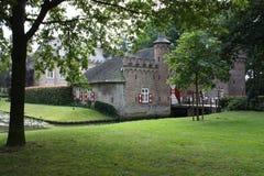 Retranchez-vous (St Oederode) et ses environs aux Pays-Bas Photographie stock libre de droits