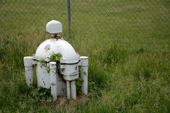 Retransmisión del gas Imagenes de archivo