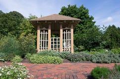 Retratamiento del jardín Imagenes de archivo