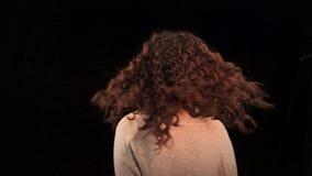 Retrato almacen de metraje de vídeo