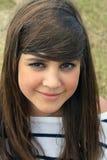 Retrato adolescente foto de archivo libre de regalías