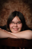 Retrato adolescente Imagen de archivo