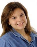Retrato adolescente Imagen de archivo libre de regalías