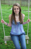 Retrato adolescente 2 Foto de archivo libre de regalías