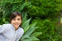 Retrato adolescente adorable de la muchacha Foto de archivo libre de regalías