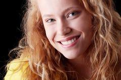 Retrato adolescente de la muchacha Imagen de archivo libre de regalías