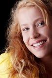 Retrato adolescente de la muchacha Foto de archivo libre de regalías