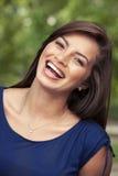 Retrato adolescente de riso fotos de stock royalty free