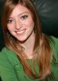 Retrato adolescente joven hermoso de la muchacha Foto de archivo libre de regalías
