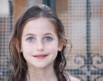Retrato bonito da criança Imagens de Stock
