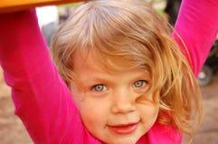 Retrato bonito da menina imagens de stock royalty free