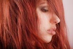 Retrato bonito da rapariga fotos de stock royalty free