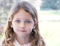 Retrato bonito del niño Foto de archivo