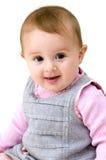Retrato bonito do bebê Imagens de Stock Royalty Free