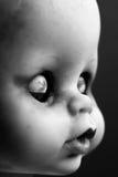 Retrato da boneca Fotos de Stock Royalty Free