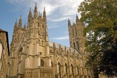 Retrato da catedral Imagens de Stock Royalty Free