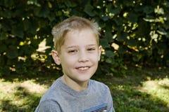 Retrato da criança Imagens de Stock