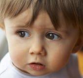 Retrato da criança Fotografia de Stock