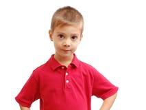 Retrato da criança bonito Fotos de Stock Royalty Free