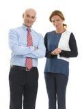 Retrato da equipe do negócio Imagem de Stock