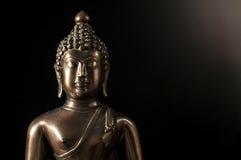 Retrato da estátua da Buda Foto de Stock Royalty Free