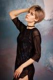 Retrato da fôrma da mulher Fotografia de Stock