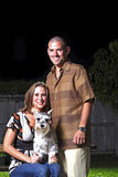 Retrato da família Imagem de Stock Royalty Free
