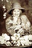 Retrato da mãe fotos de stock royalty free