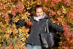 Retrato da menina. Imagem de Stock