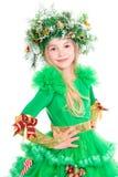 Retrato da menina bonita fotografia de stock royalty free