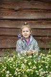 Retrato da menina bonito Imagem de Stock Royalty Free