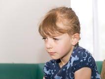 Retrato da menina do youn Imagem de Stock Royalty Free