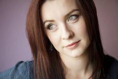 Retrato da mulher Fotografia de Stock Royalty Free