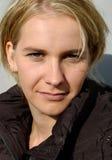 Retrato da mulher Imagem de Stock