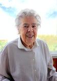 Retrato da mulher sênior Fotos de Stock